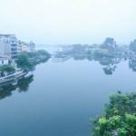 view hồ sinh thái nhìn từ căn hộ hiệp thành lake view tower quận 12