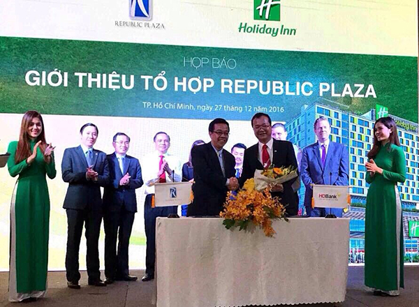 RepublicPlaza HDBank