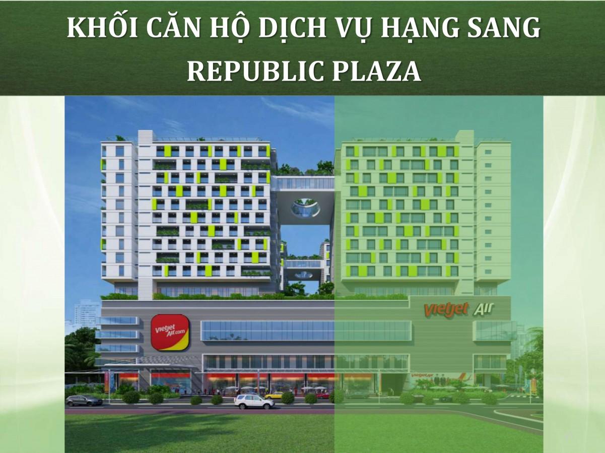 Republic Plaza Cộng Hoà