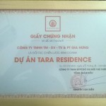 sàn phân phối dự án Tara Residence
