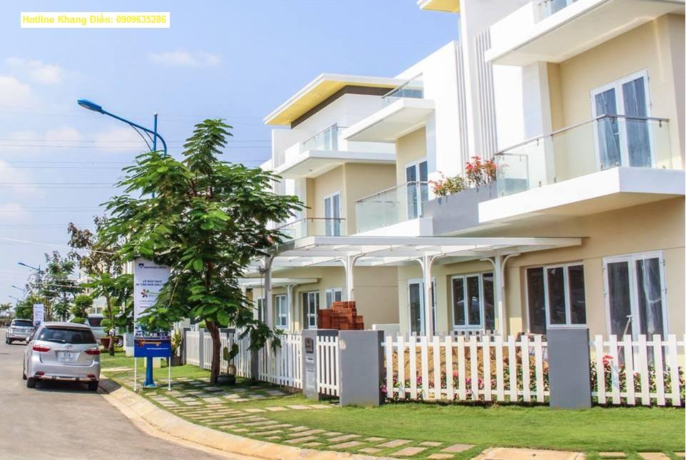 Nhà phố Biệt thự Khang Điền Bình Chánh