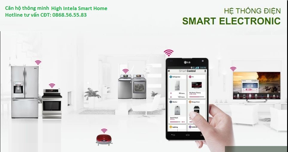 High Intela Smart Home - Hotline tư vấn 0868565583