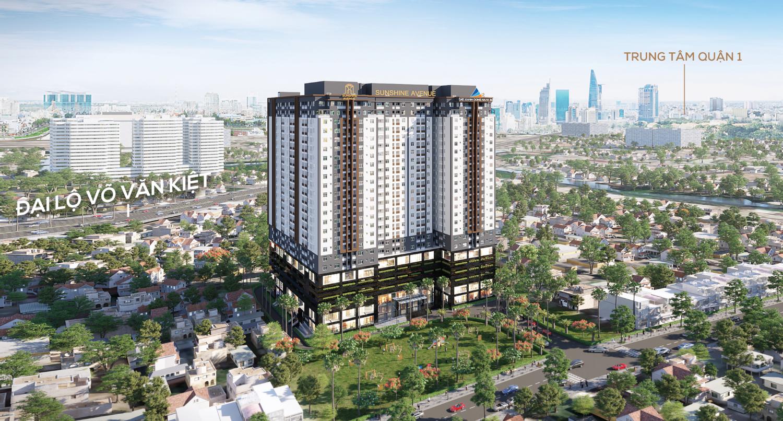 1001 lý do để chọn mua căn hộ dự án Sunshine Avenue