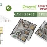 Thiết kế Green Field 686 Bình Thạnh - Hotline tư vấn: 0868.56.55.83