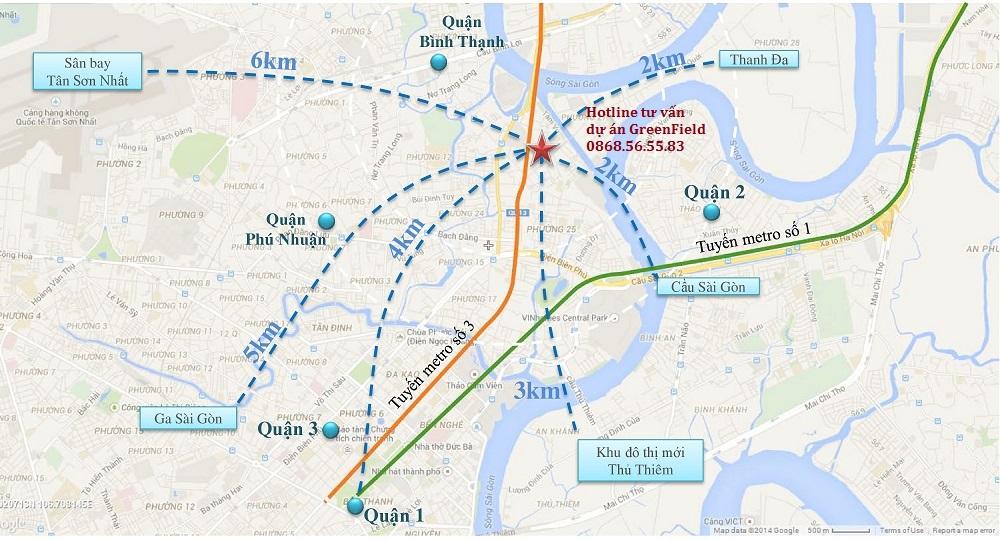 ACSC- Green Field 686 Bình Thạnh - Hotline tư vấn: 0868.56.55.83