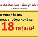 Bảng giá West Intela. Liên hệ CĐT ☎0868.56.55.83