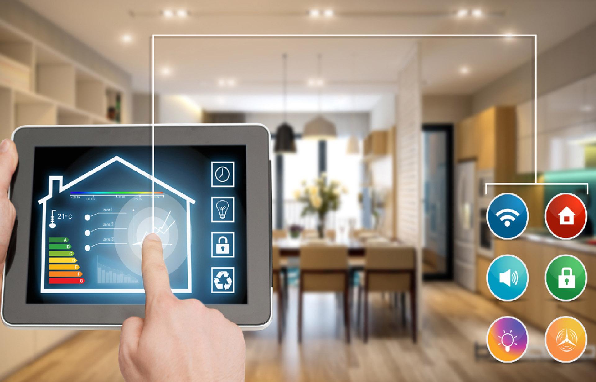 Smart Home - 0868565583