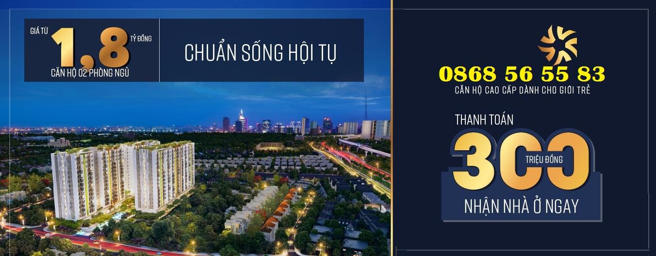 Căn hộ Him Lam Phú An - Nhận nhà ở ngay - Thông tin Chủ Đầu Tư - Hotline: 0868565583