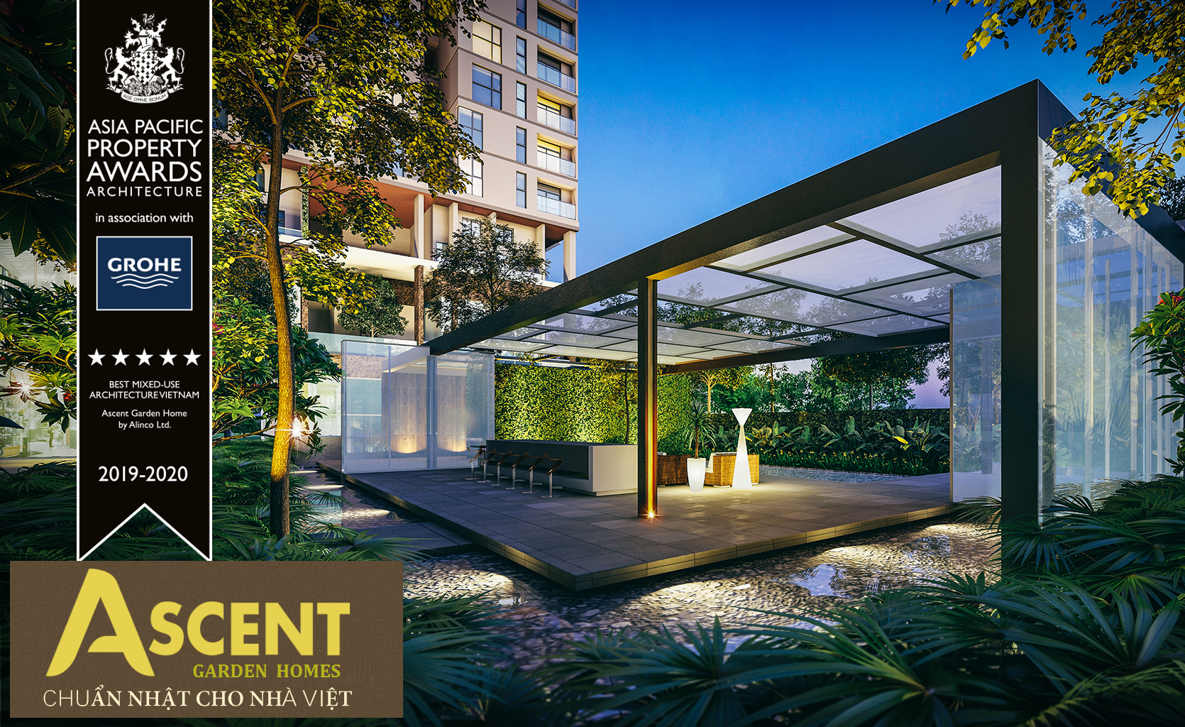 Ascent Garden Homes Quận 7 - Hotline: 0868565583