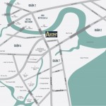 vị trí Ascent Garden Homes Quận 7 - Hotline: 0868565583