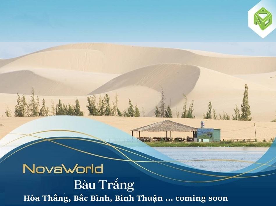 Dự án Novaworld Bàu Trắng được khởi công tại Xã Huyện Bắc Bình của tỉnh Bình Thuận