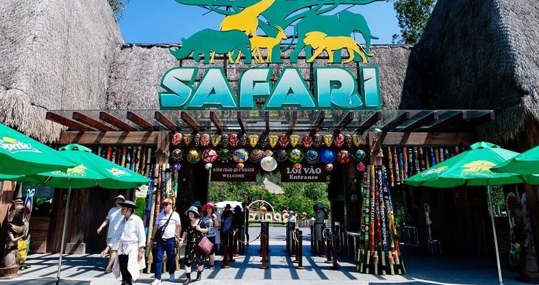 khu du lich safari binh thuan