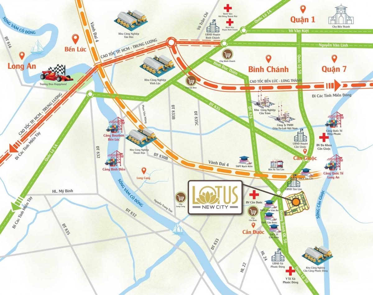 Dự án Lotus New City Tân Lân - Hotline: 0868565583