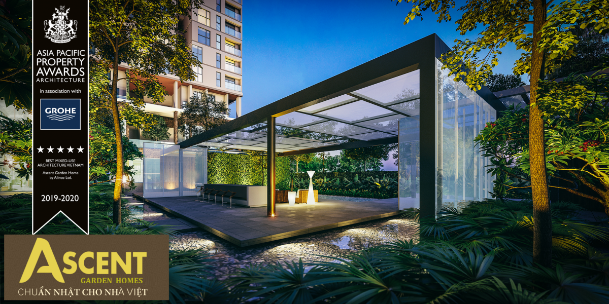 Dự án Ascent Garden Homes Quận 7 - Hotline: 0868565583