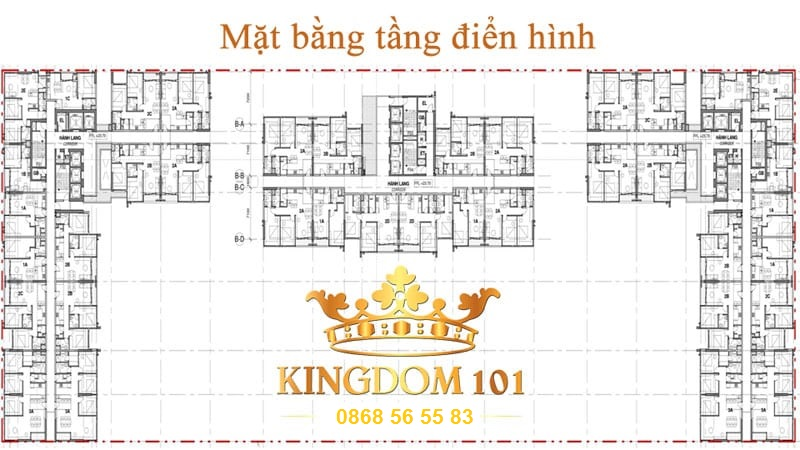 Kingdom 101 - Hotline chủ đầu tư - tư vấn dự án 0868.56.55.83
