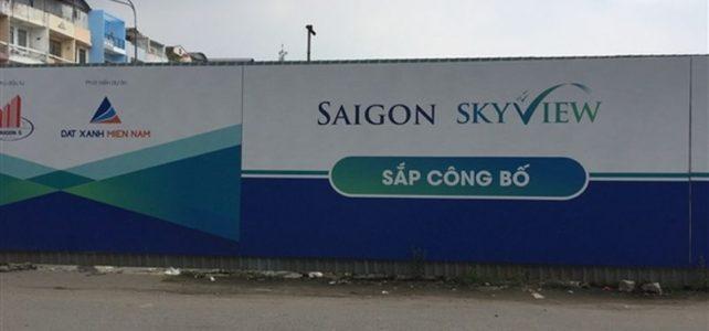 Tiến độ dự án SaiGon Skyview