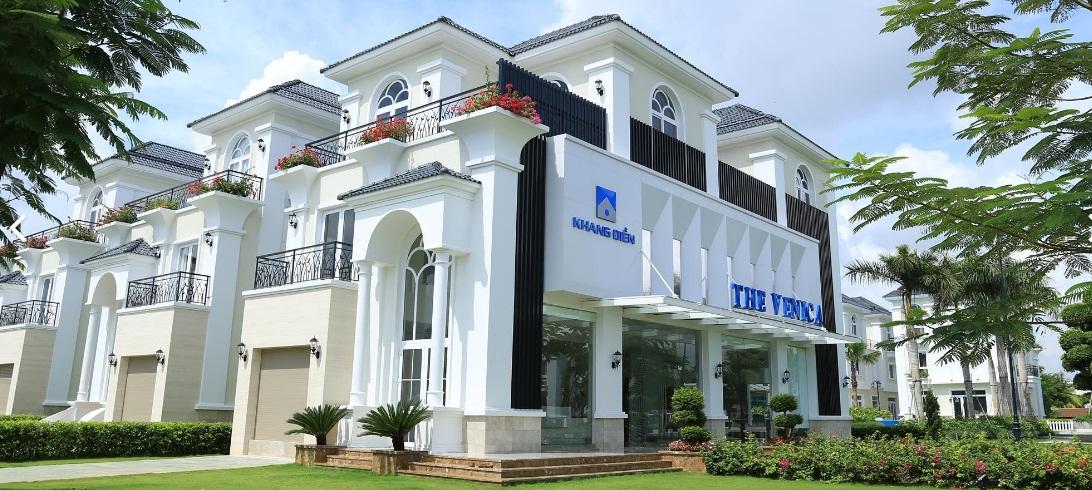 biệt thự Venica Khang Điền