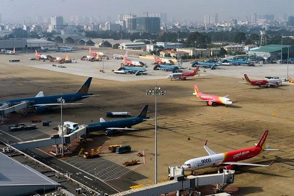 Gần 5.600 tỉ nối đường giảm tắc sân bay Tân Sơn Nhất