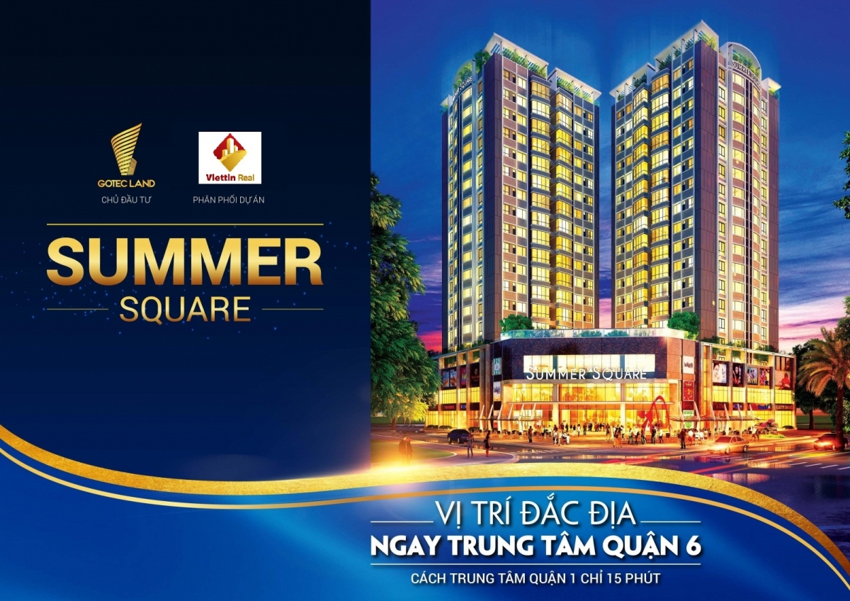 bidv-summer square quận 6