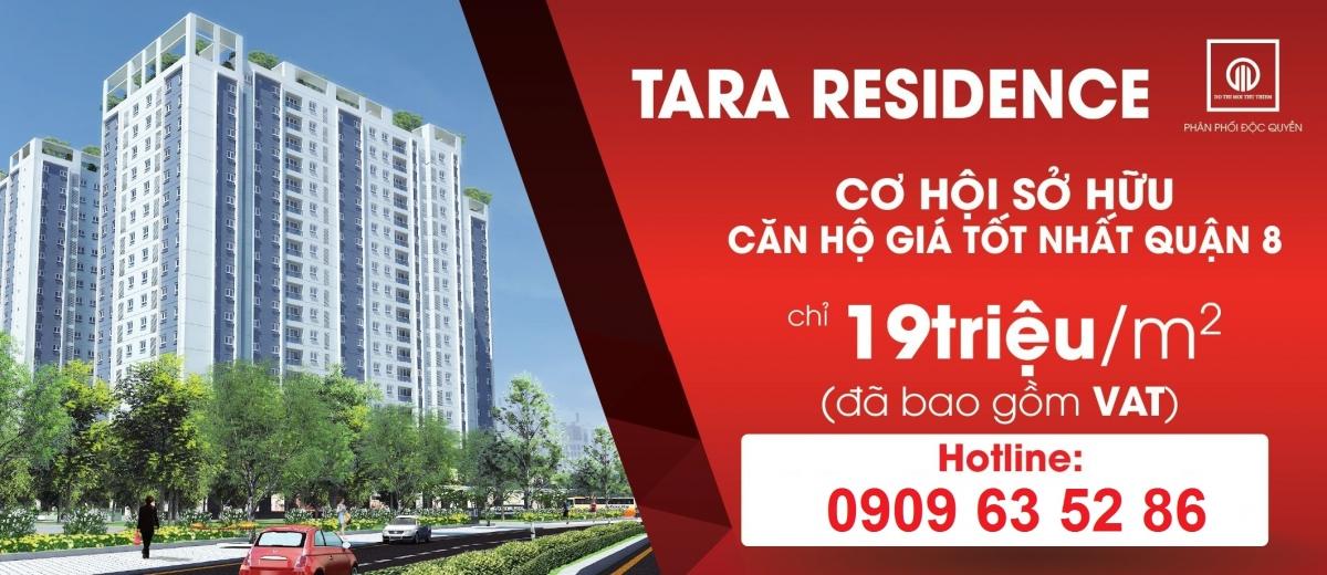 phương thức thanh toán dự án Tara Residence