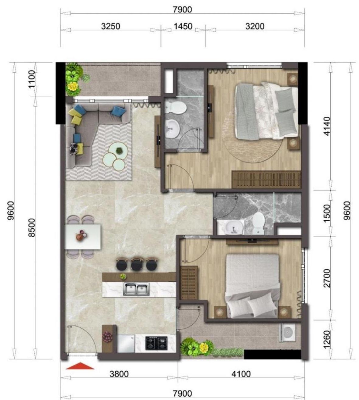 Dự án căn hộ Akari City Nam Long Bình Tân - Thông tin Chủ Đầu Tư - Hotline: 0868.56.55.83