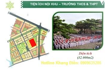 Dự án Nhà phố Biệt thự Khang Điền Bình Chánh