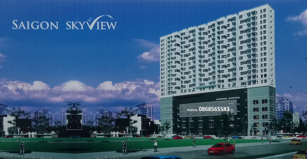 Tiện ích dự án SaiGon Skyview