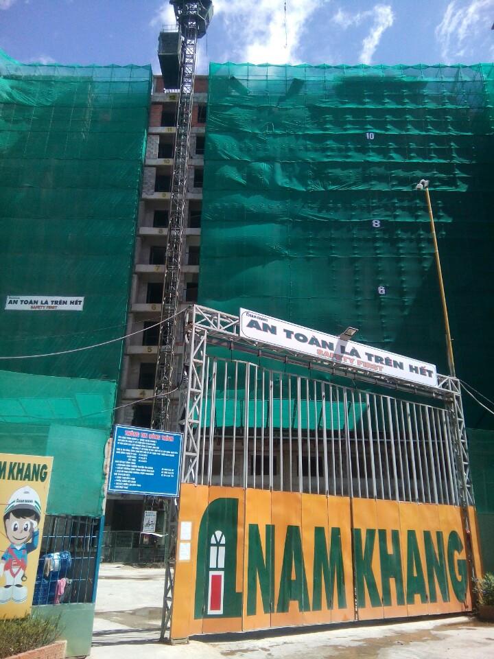 Block A0 căn hộ Ehome 3
