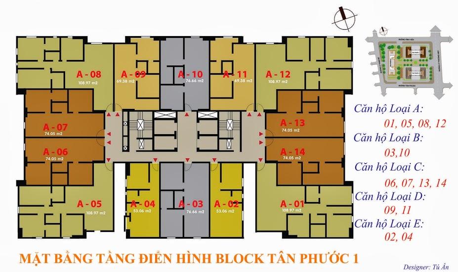 căn hộ Tân Phước Quận 11