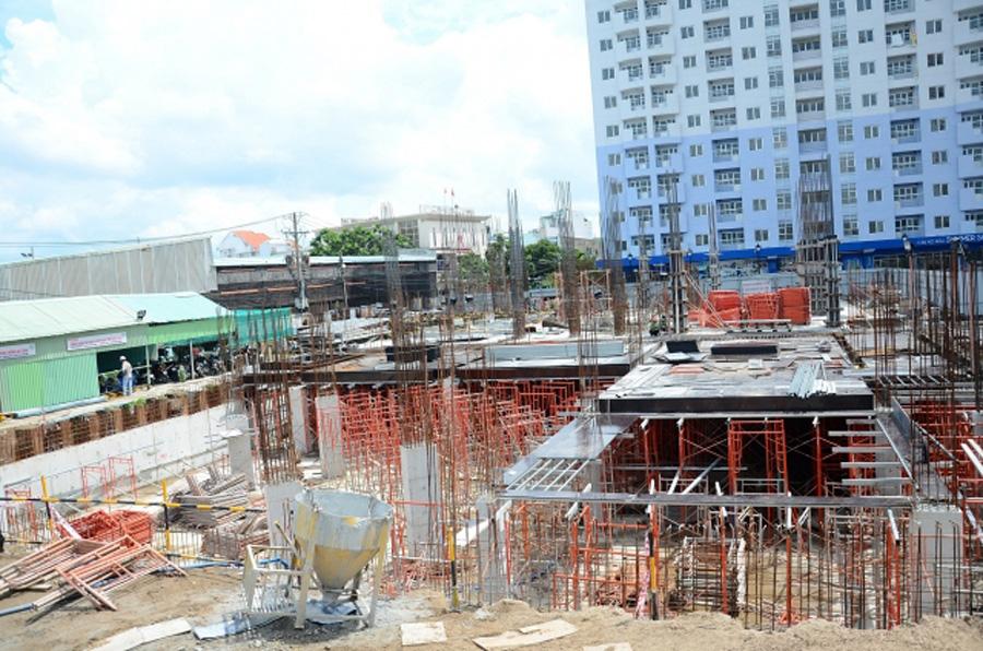 dự án căn hộ summer square