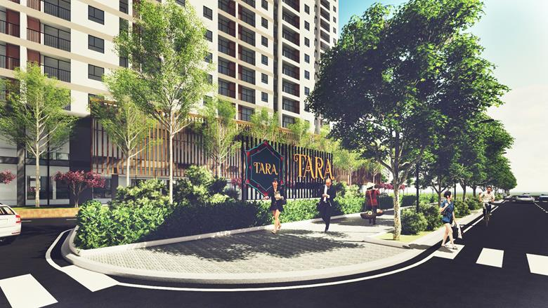 Dự án Tara Residence