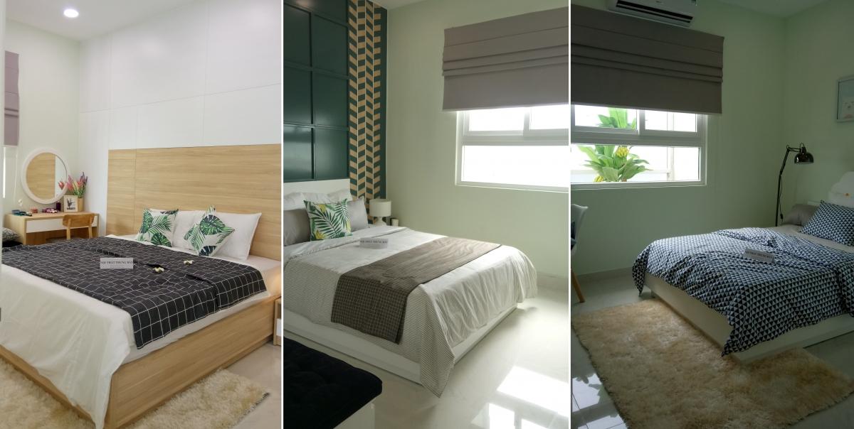 thiết kế căn hộ Topaz Elite